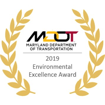 Maryland Department of Transportation - 2019 Environmental Excellence Award